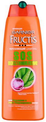 Шампунь Garnier Fructis SOS Восстановление